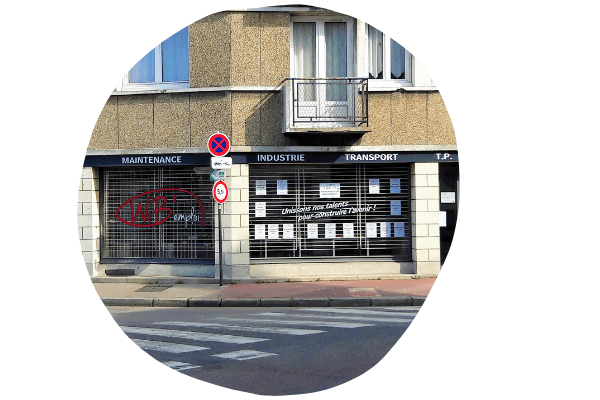 Agence WIB'emploi à Dieppe